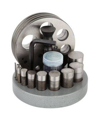Picture of Deluxe Disc Cutter Set 10 Sizes (3-32mm)