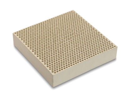 Picture of Ceramic Honeycomb Soldering Board Small 100 X 100 X 12mm