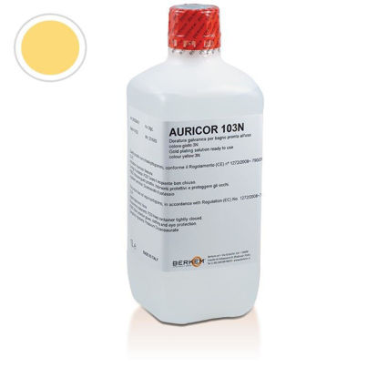 Picture of AURICOR 103N YELLOW COLOR DIPPING
