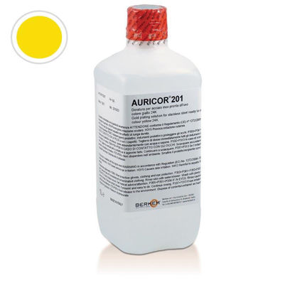 Picture of AURICOR 201 YELLOW COLOR 24KT DIPPING